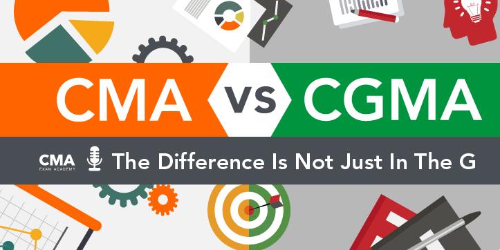 Episode 6 - CGMA vs CMA