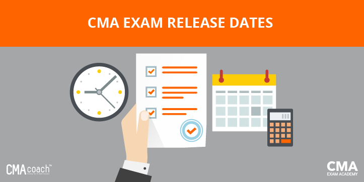 Exam Results for CMA Test