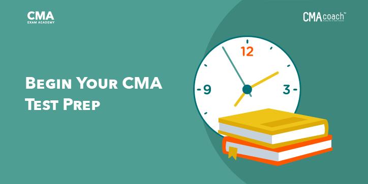 Begin Your CMA Test Prep