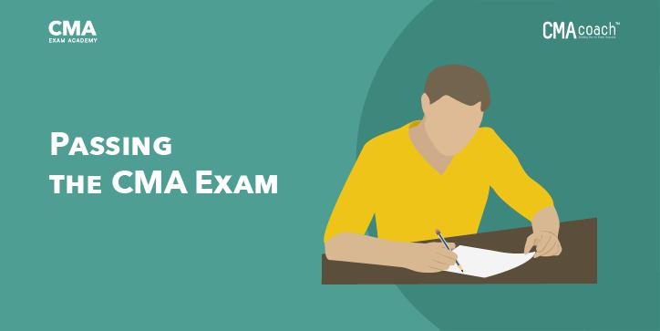 Passing the CMA Exam